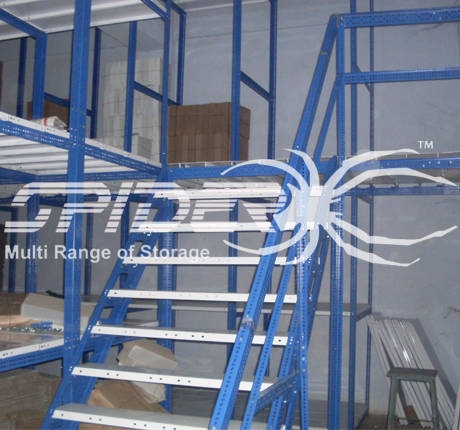 Two-Tier Racking